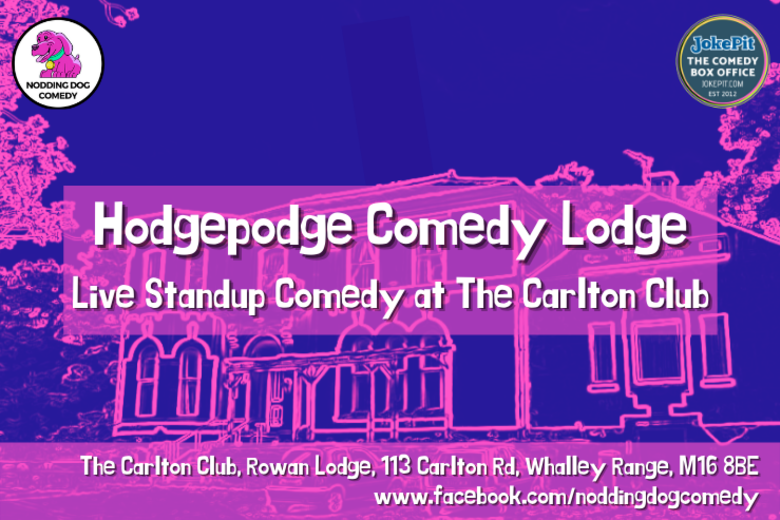 Hodgepodge comedy lodge nodding dog comedy jokepit