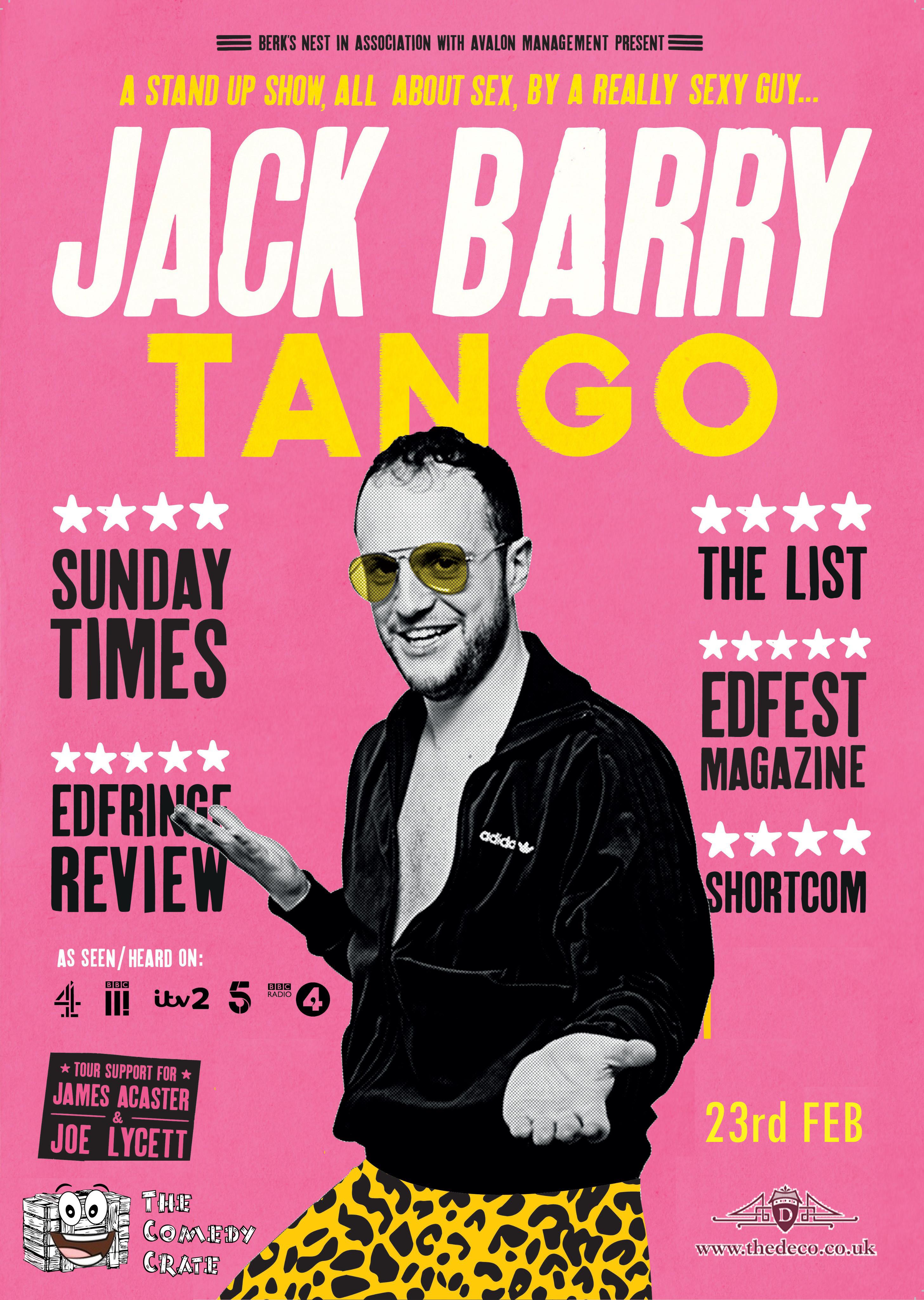 Jack barry   tango