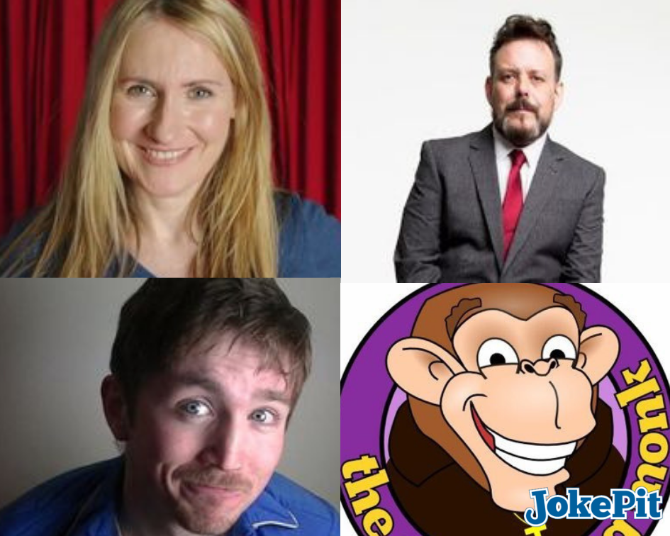 The chuckling monk   thursday 7th march