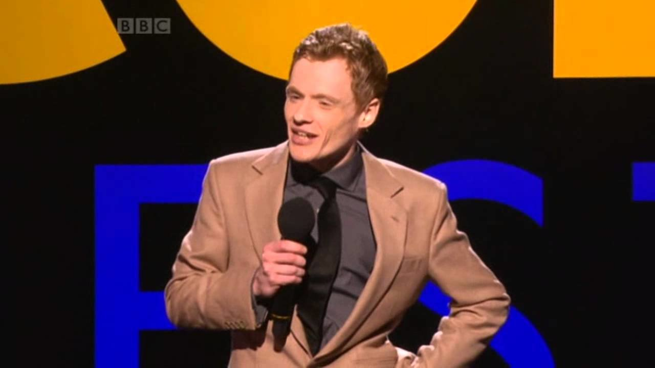 Andrew lawrence comedian