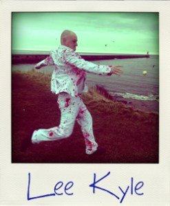 Lee kyle  kicking potatoes into the sea comedian jokepit comedy tickets