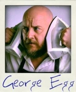 George egg comedian jokepit comedy tickets