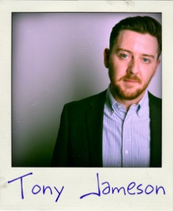 Tony jameson  idealist comedian jokepit comedy tickets