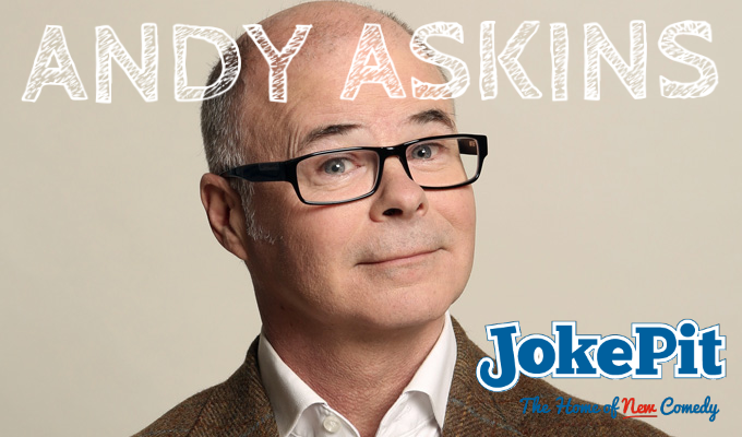 Andy askins comedian jokepit comedy tickets
