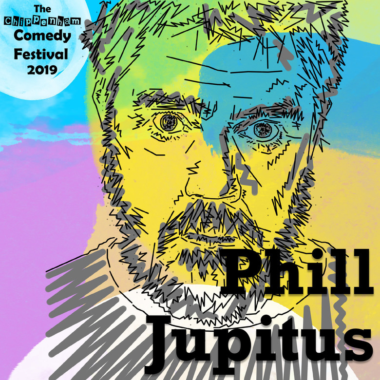 Cover instagram promos  2000 x 2000   phill jupitus