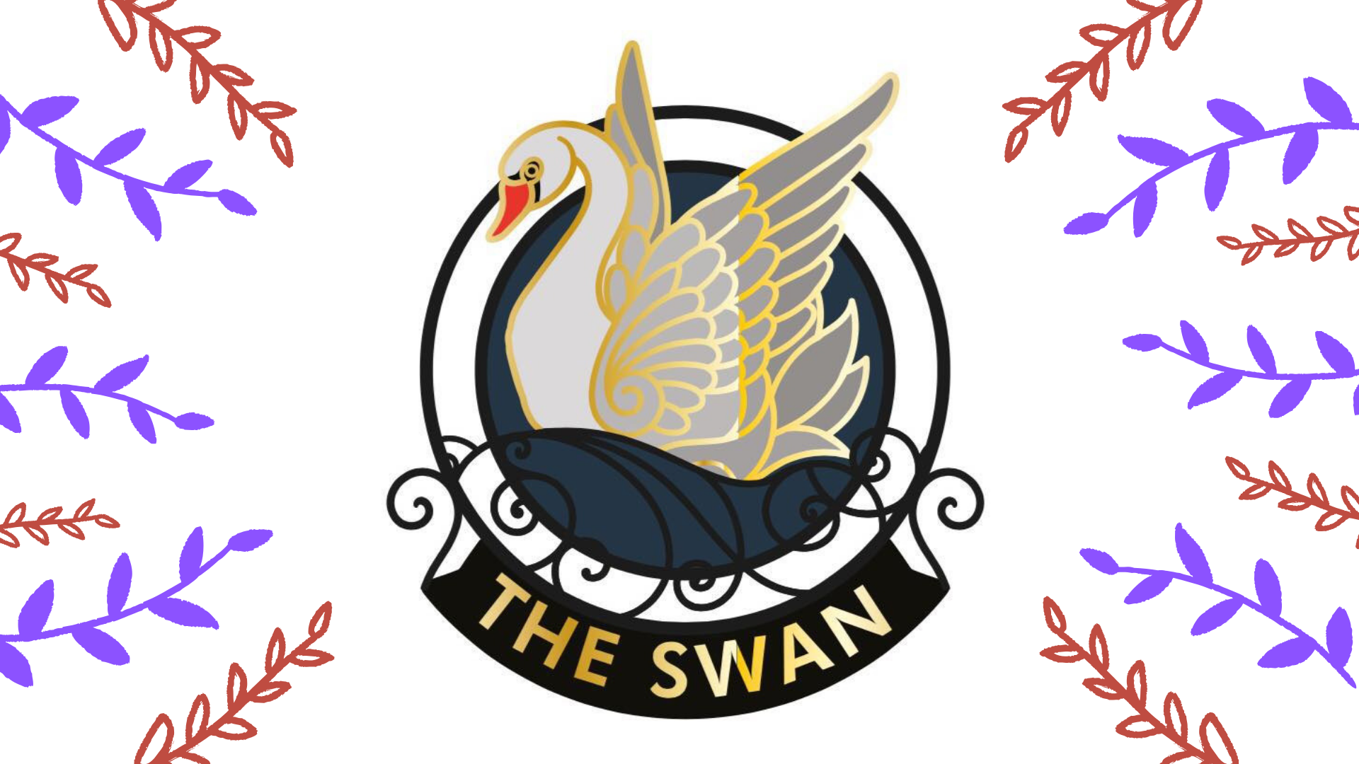The swan comedy