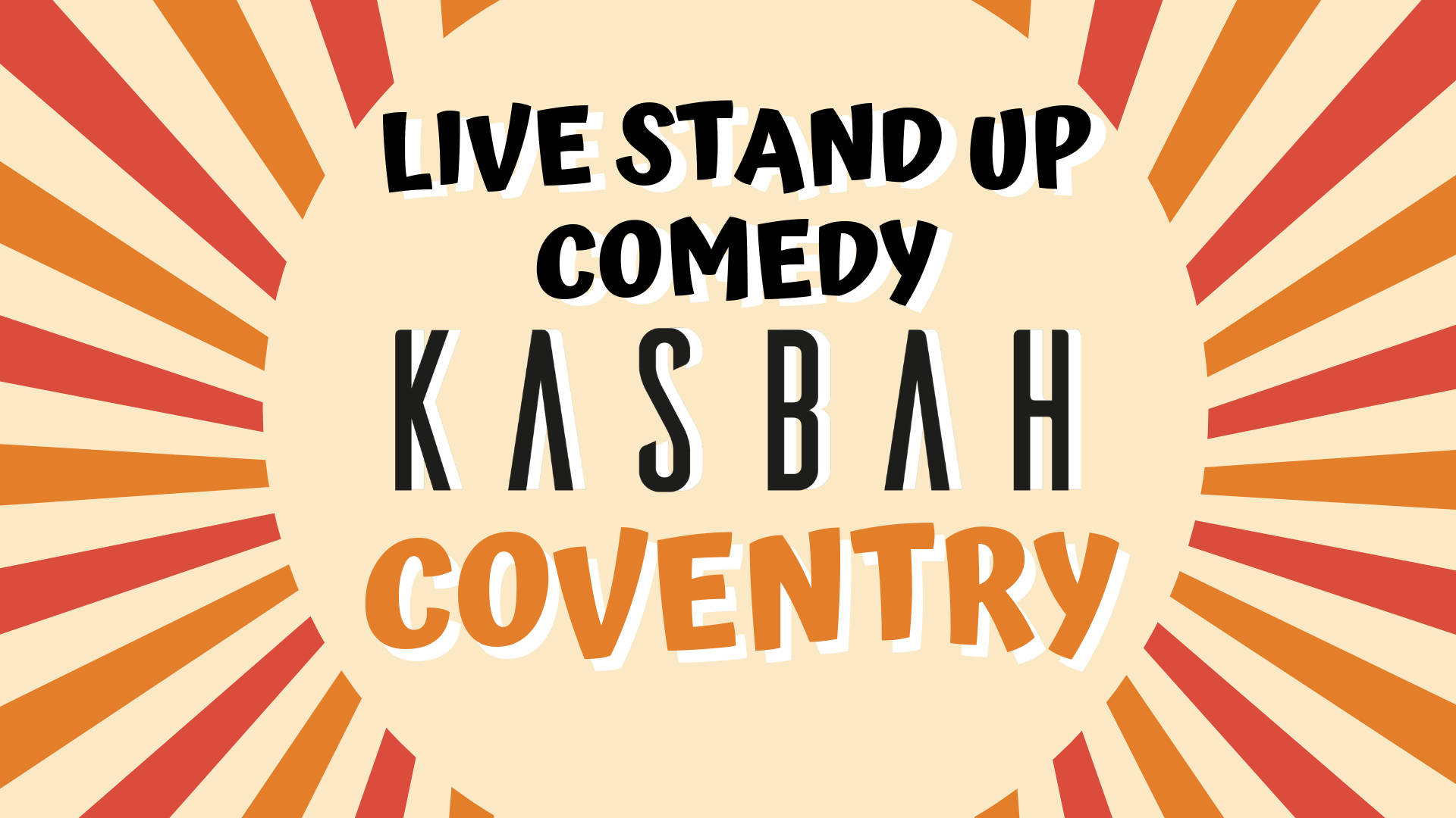 Kasbah comedy coventry
