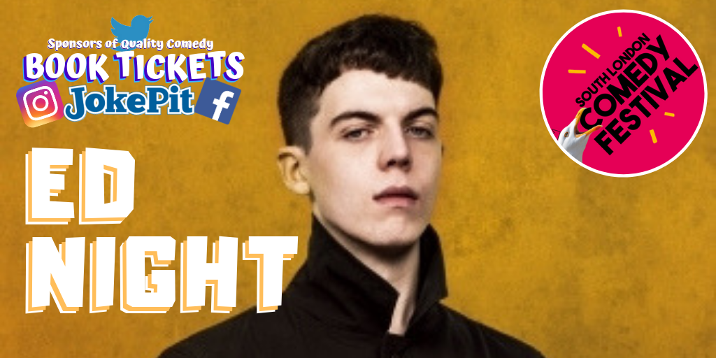 Ed night comedy tickets jokepit comedy tickets