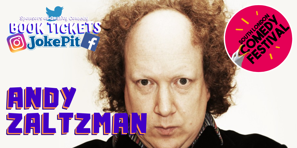 Andy zaltman comedy tickets jokepit comedy tickets  1