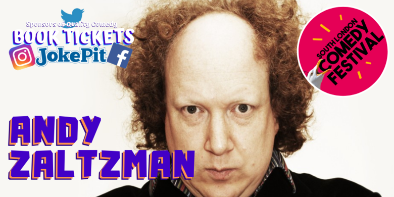 Cover andy zaltman comedy tickets jokepit comedy tickets  1