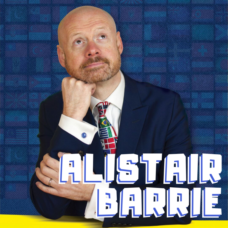 Cover alistair barrie comedian jokepit comedy tickets