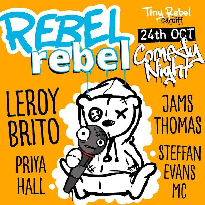 Cover rebel rebel social media october 2019