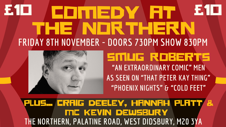 Cover comedy at the northern jokepit comedy tickets
