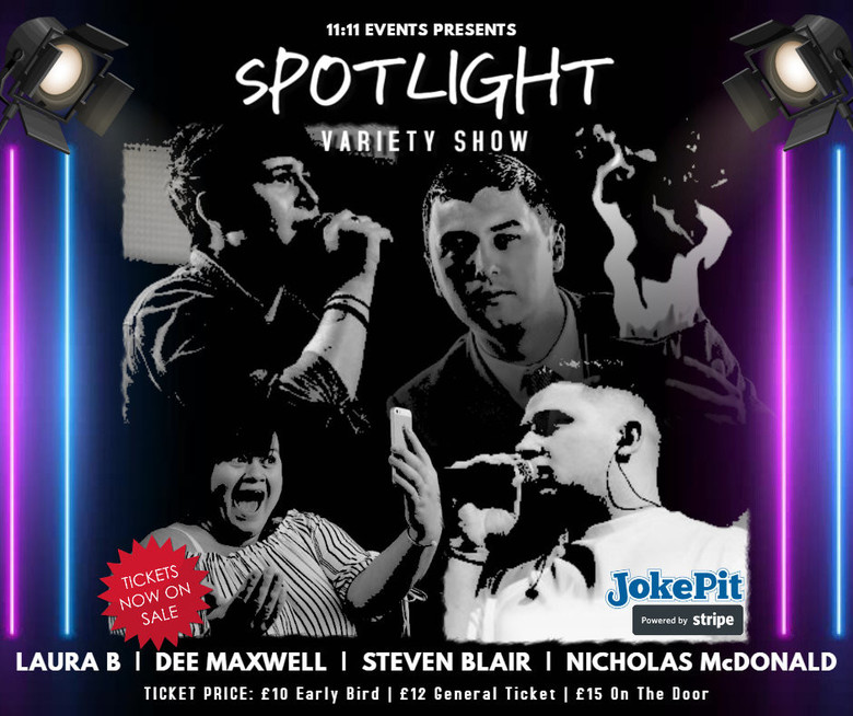 Cover jokepit artwork spotlight
