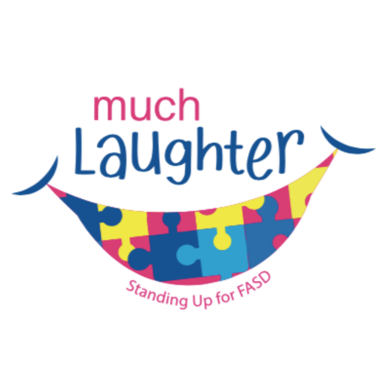 Cover much laughter logo 2020