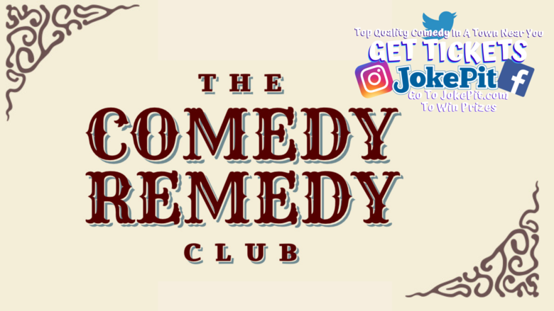 Cover the comedy remedy club jokepit comedy tickets