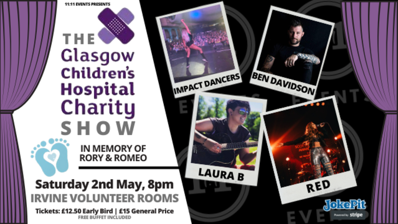 Cover glasgow children s hospital charity show facebook cover  2