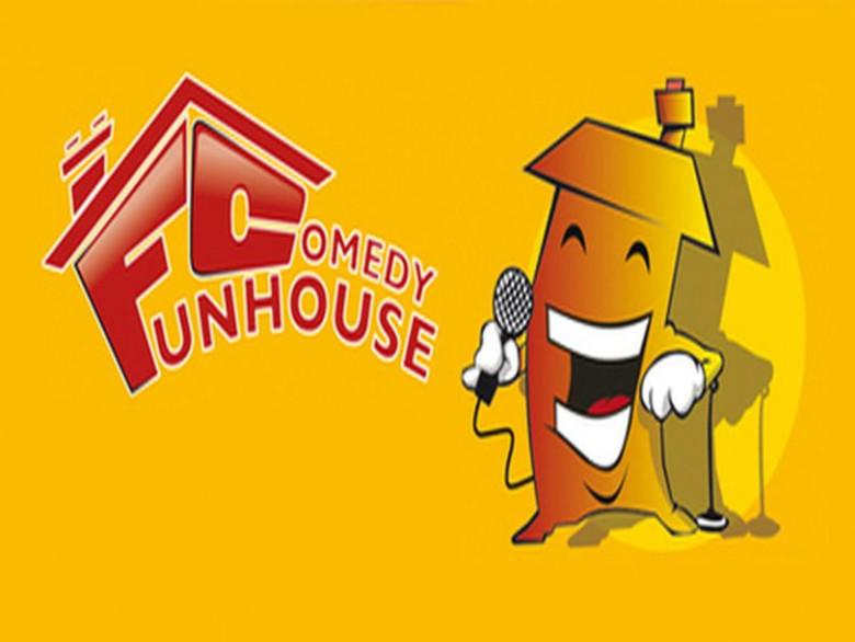 Cover funhouse comedy clubs jokepit comedy tickets