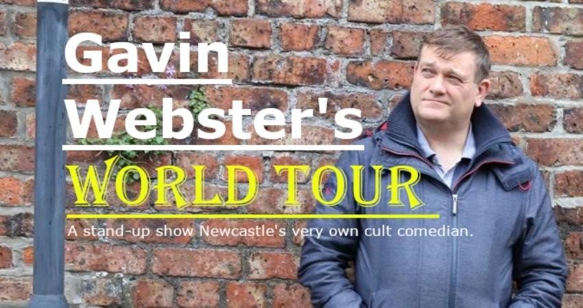 Gavin webster s world tour jokepit comedy night tickets comedy club google