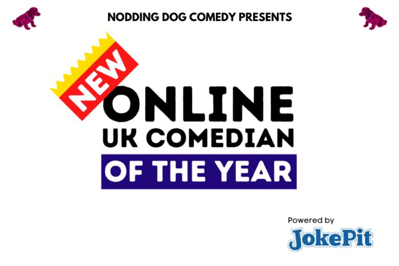 Cover nodding dog comedy presents