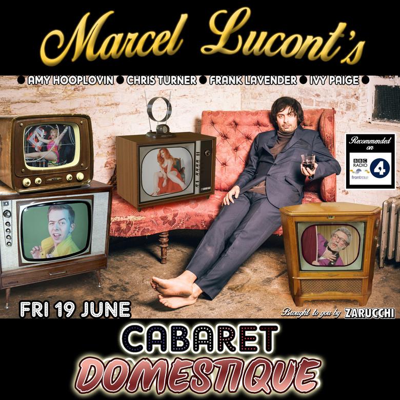 Cover cabaret domestique june 19