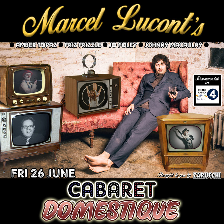 Cover cabaret domestique june 26