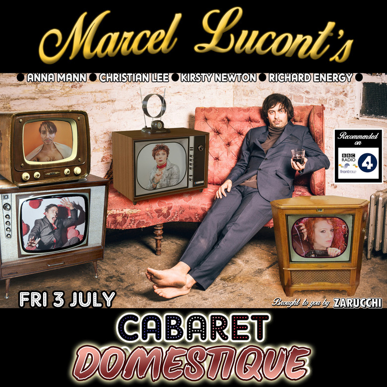 Cover cabaret domestique july 3 new