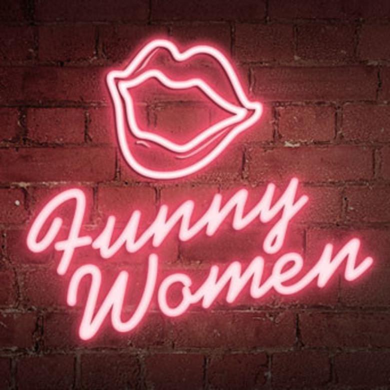 Cover funny women comedy jokepit