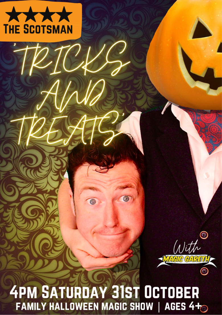 Cover copy of tricks and treats 2