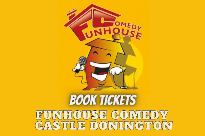 Cover event page funhouse comedy castle donington