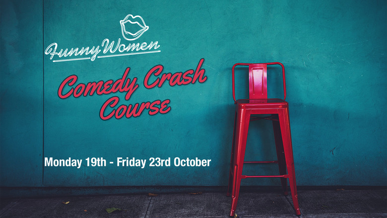 Cover comedy crash course october