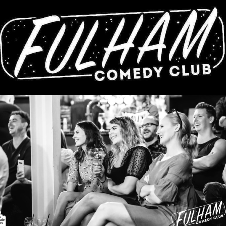 Cover fulham comedy club indoors