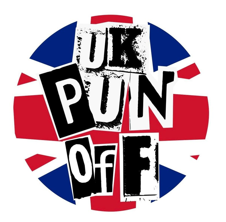 Cover new pun off logo