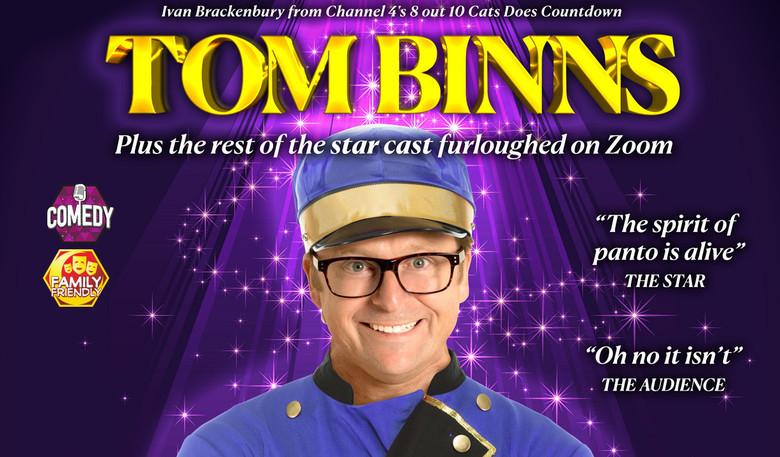 Cover tom binns buttons