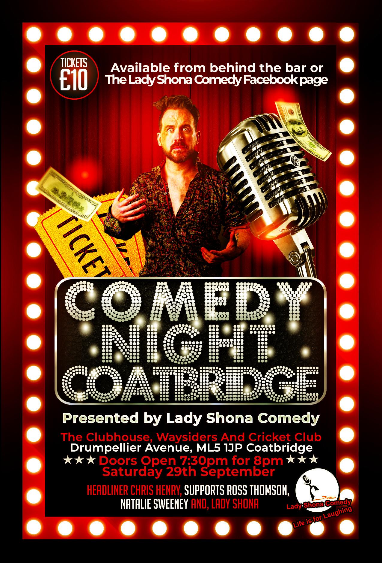Comedyshowflyer  1