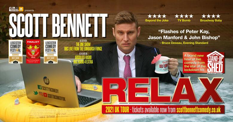 Cover scott bennett fb cover relax