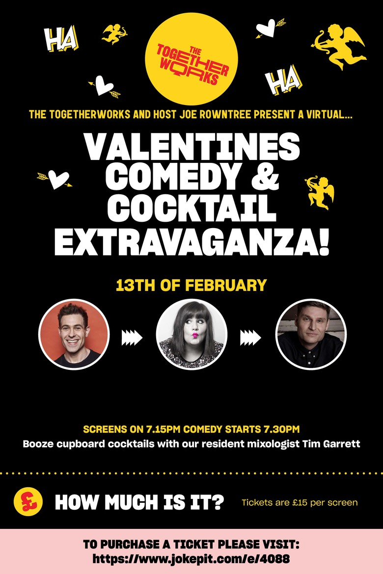 Cover ttw valentines comedy and cocktails slide 2