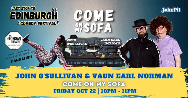 Cover john   vaun festival friday banner