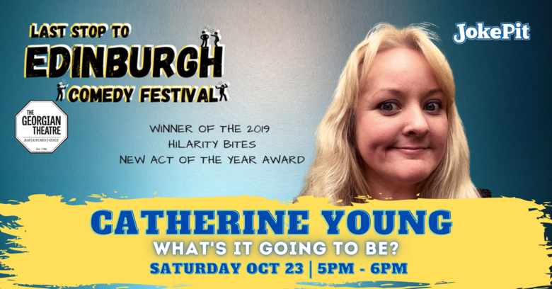 Cover catherine young festival saturday banner