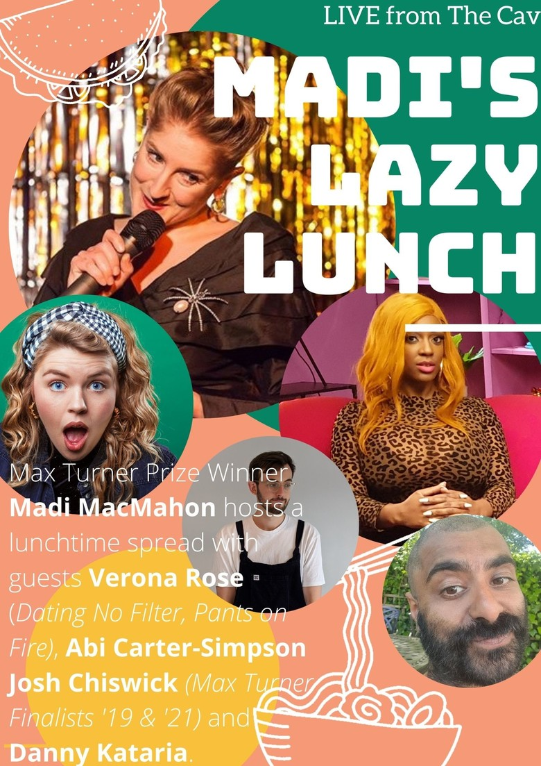 Cover madi s lazy lunch