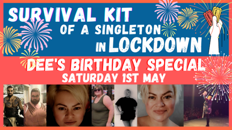 Cover dee s birthday special dee maxwell saturday 1st may