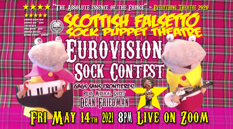 Cover sockseurovisionad