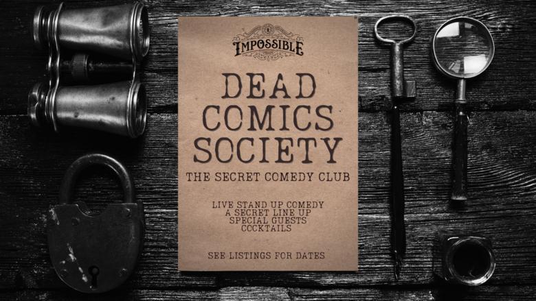 Cover dead comics