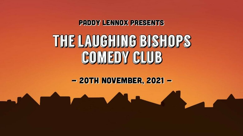 Cover 20th nov the laughing bishops