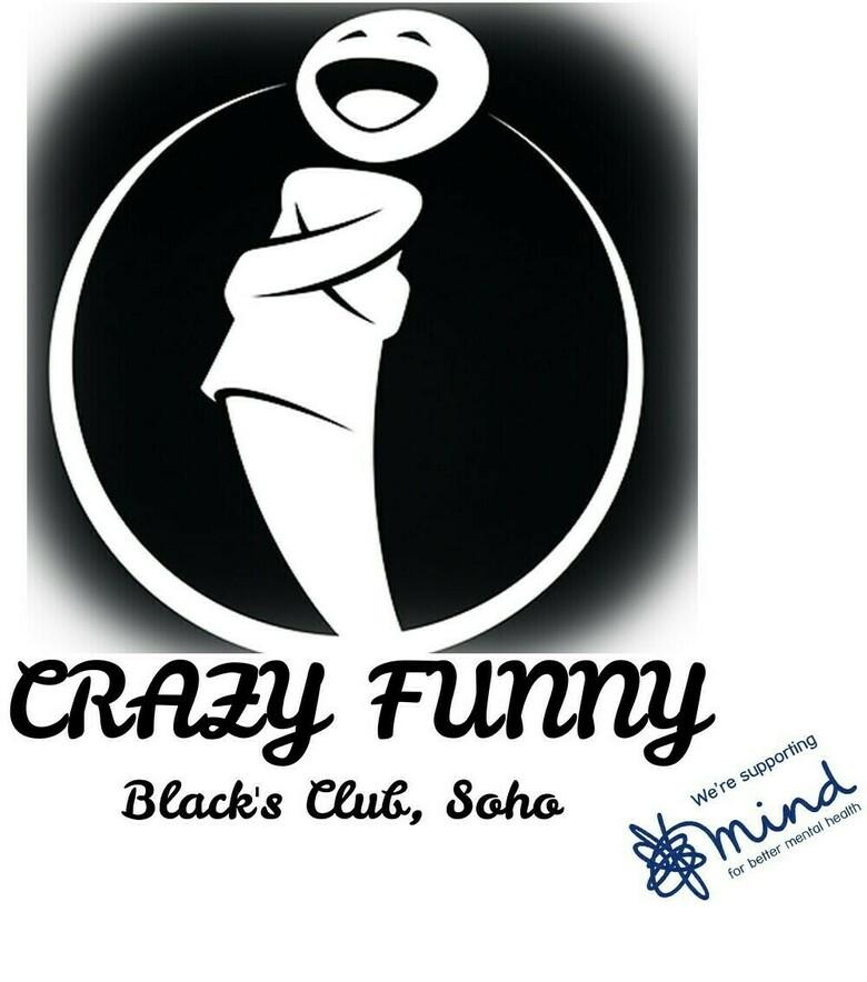 Cover crazy funny comedy jokepit comedy tickets