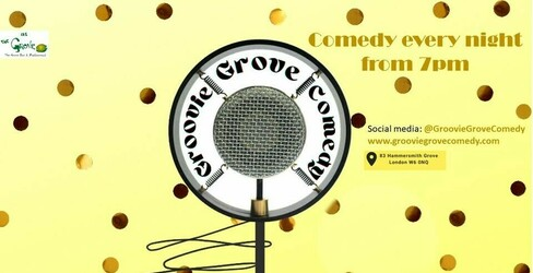Preview groovie grove groovie mondays jokepit comedy tickets