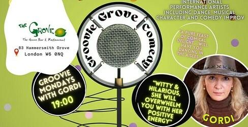 Preview groovie grove comedy   groovie mondays with gordi jokepit comedy tickets