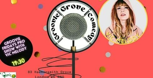 Preview groovie grove comedy friday