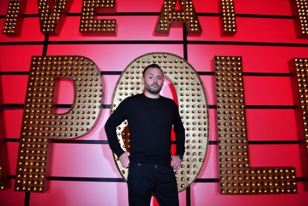Geoff norcott comedian jokepit comedy night comedy event comedy shows live at the apollo london
