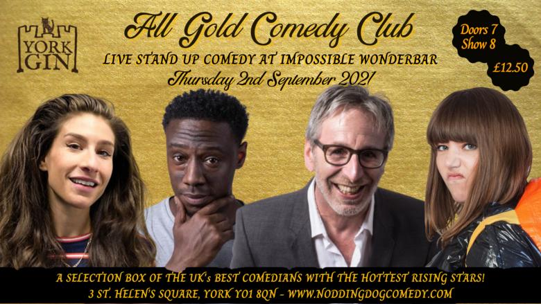 All Gold Comedy Club